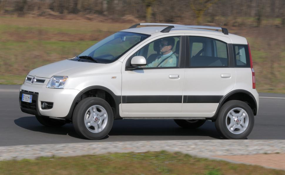FIAT Panda 1.4 Climbing Natural Power - Auto Usate ...
