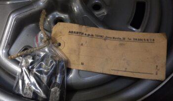 Fiat 131 Volumetrico Abarth full