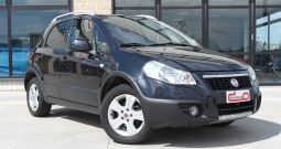 Fiat Sedici 1.6 16V 4×4 Emotion GAS