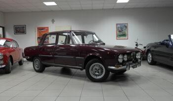 Alfa Romeo Berlina 1750 Targa ORO