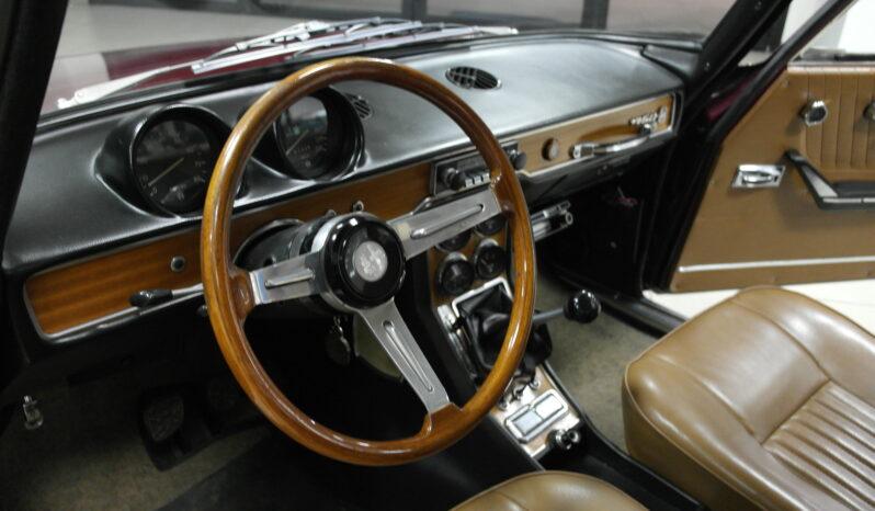 Alfa Romeo Berlina 1750 Targa ORO full