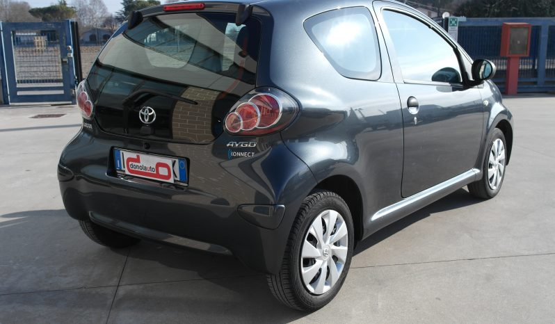 Toyota Aygo Connect 1.0 3P full