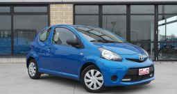 Toyota Aygo Connect 1.0 3P