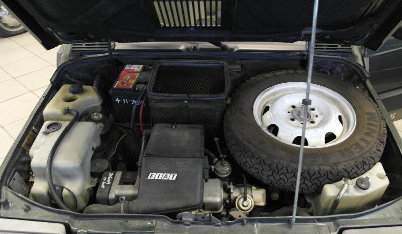 Fiat Panda 4×4 SISLEY full