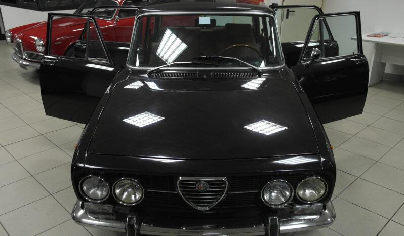 Alfa Romeo 2000 Berlina 1973 Unico Proprietario full