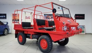Steyr Puch Haflinger 700 AP 4Wheel Drive