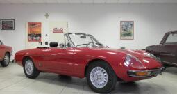 Alfa Romeo 1750 Veloce Duetto Coda Tronca