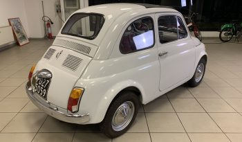 Fiat 500F 1968 full