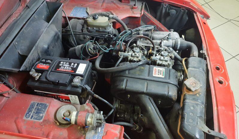 Lancia Fulvia 1.3S SAFARI full